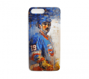 Bryan Trottier phone case New York Islanders