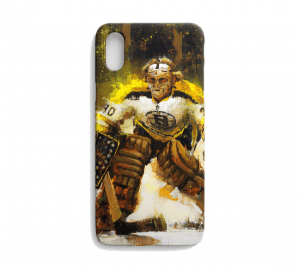 Gerry Cheevers iPhone Case Boston Bruins phone case gift