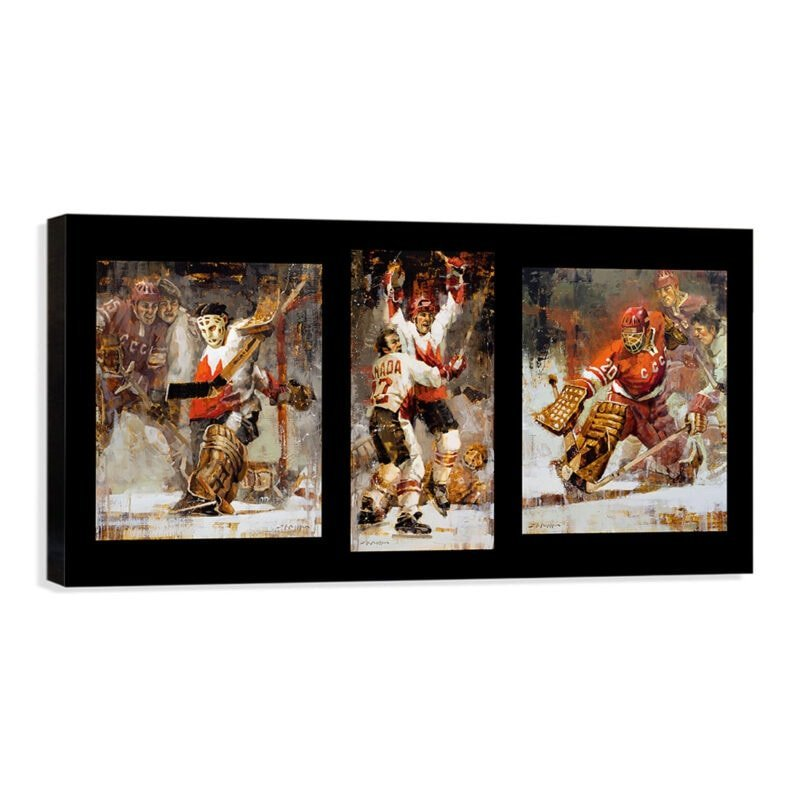 Summit Series 3 in one canvas print