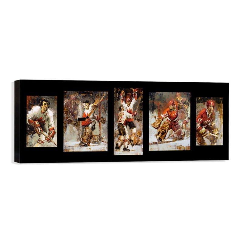 Summit Series 5 in one canvas print