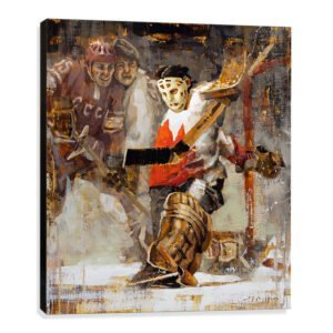 Tony Esposito Canvas Print Summit Series