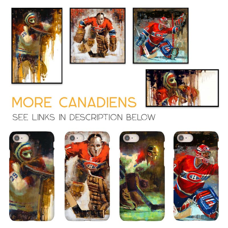 Montreal Canadiens Art and Gifts
