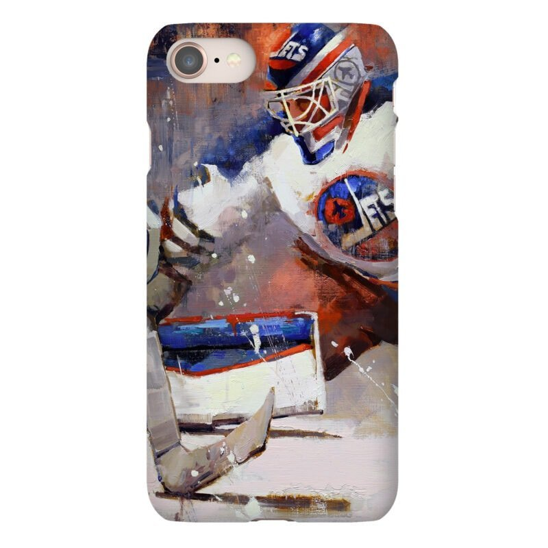 connor hellebuyck winnipeg jets phone case winnipeg jets gift