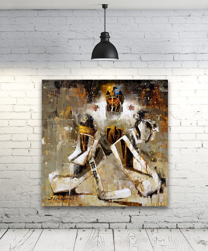 marc andre fleury painting