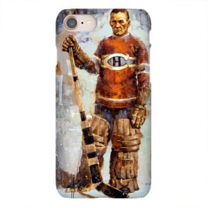 Georges Vezina phone case
