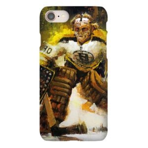 gerry cheevers boston bruins phone case boston bruins gift
