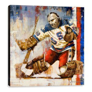 Jim Craig Canvas Print