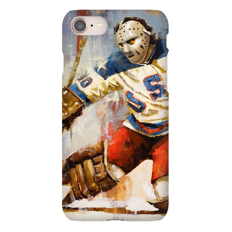 jim craig team USA hockey phone case