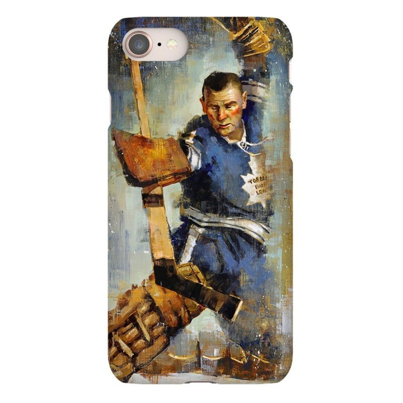 johnny bower toronto maple leafs phone case maple leafs gift