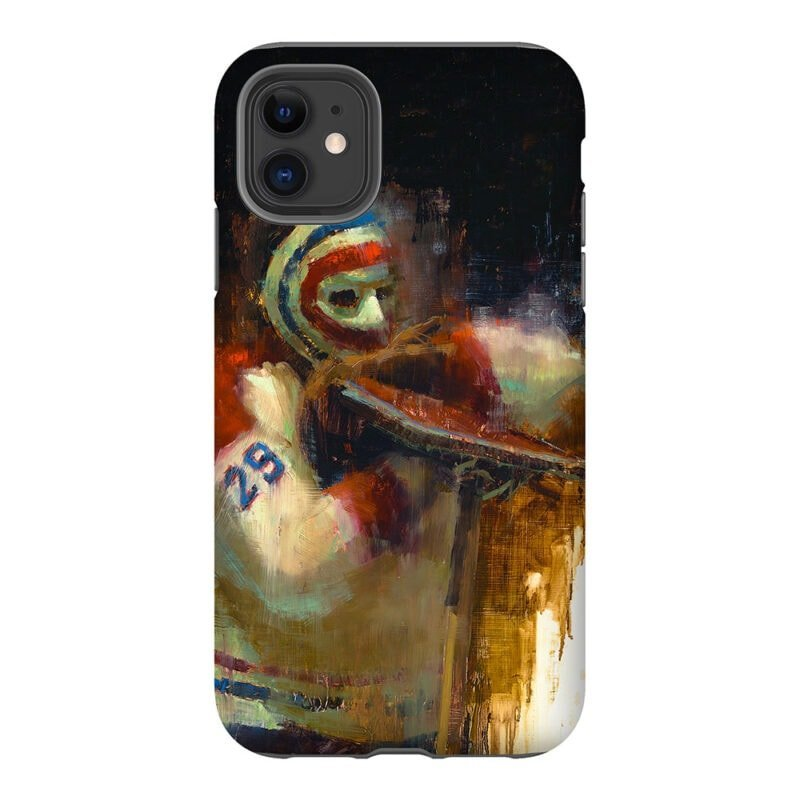 ken dryden montreal canadiens phone case