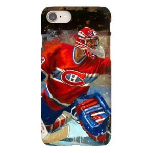 Patrick Roy Montreal Canadiens phone case