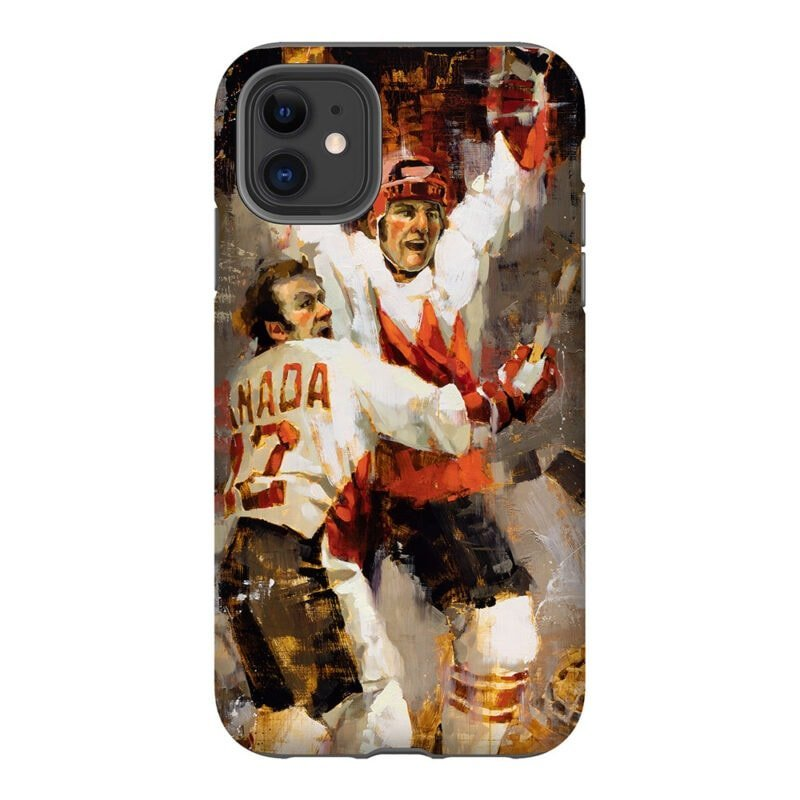 Paul Henderson phone case iphone11
