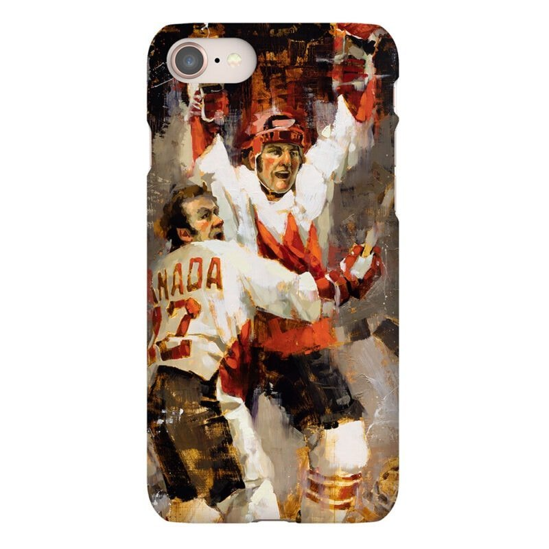 Paul Henderson phone case iphone8