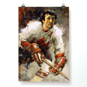 Phil Esposito poster summit series