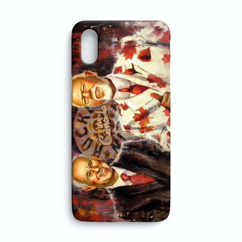 Ron and Don iPhone Case