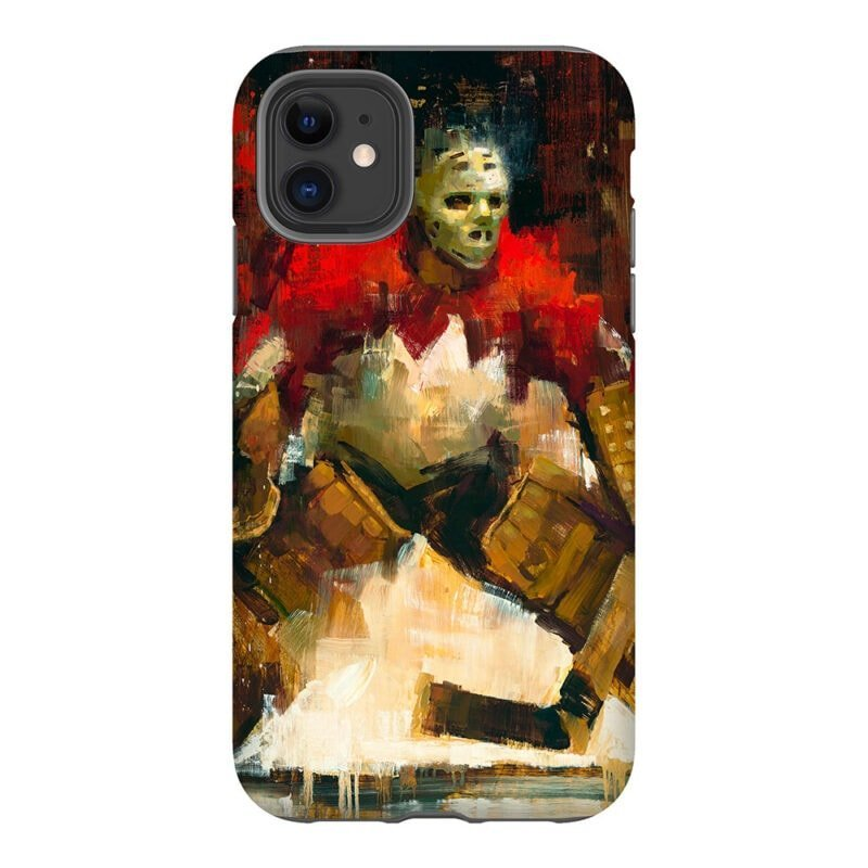 tony esposito team canada hockey phone case